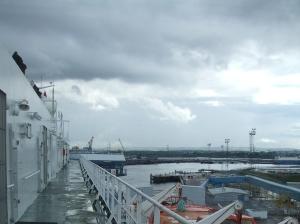 Amsterdam Ferry Newcastel
