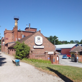 Neuzelle Monestary Brewery is the final destination of 13 castle's journey