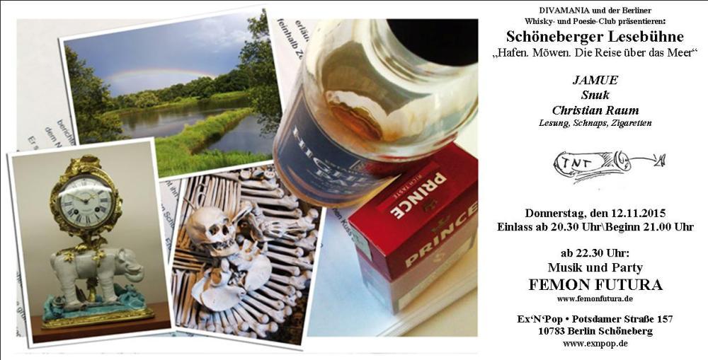FLYER Whiskyclub November   15