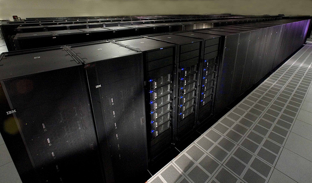 "Supercomputer II: Der ""Roadrunner"" in Los Alamos National Laboratory"