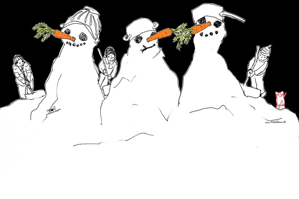 OWBB Schneeschieben