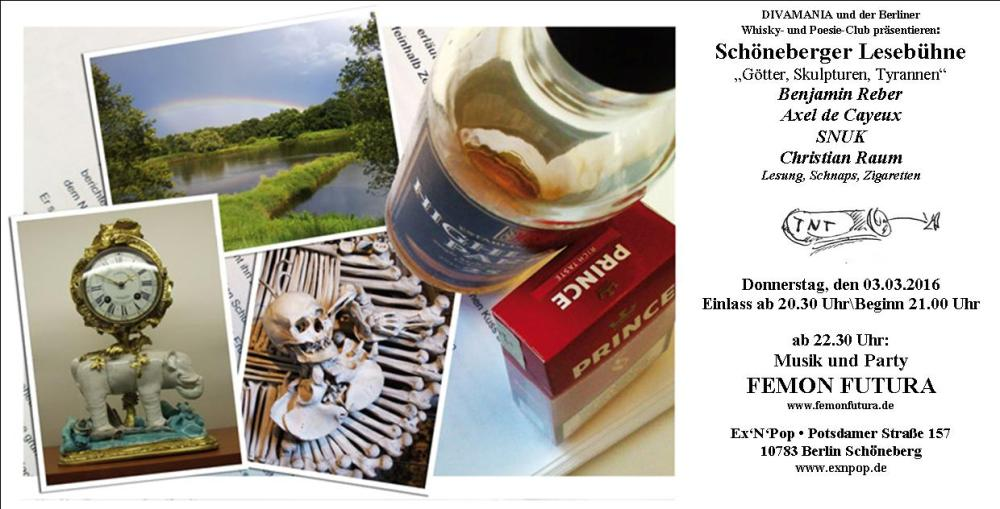 FLYER Whiskyclub März 16