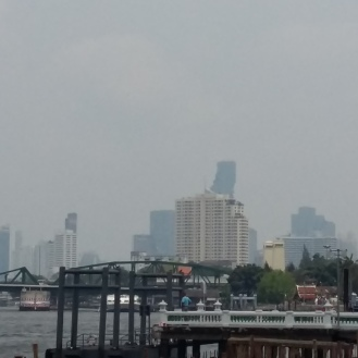 This is how Bangkok's building's Northern Faces smile.