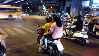 Brmmmbrmmmmmmbrmmm Sickboy goes with the motorcycle flow.