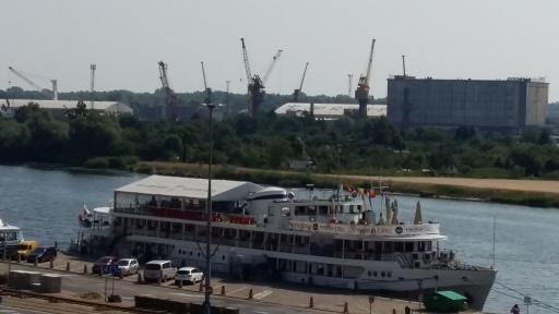 Szczecin harbour