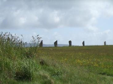 """""""Die Orkneys sind eine ganz andere Nummer. Das sind heilige Inseln..."""