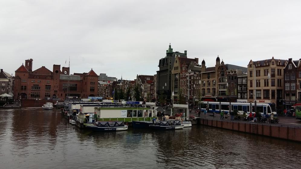 Amsterdam 2016 Kanal