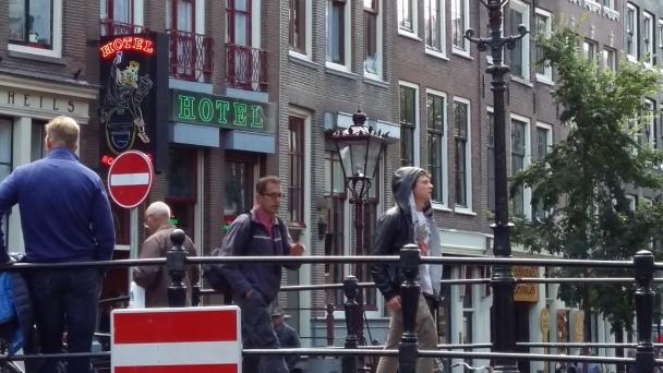 Amsterdam 2016 Brücke