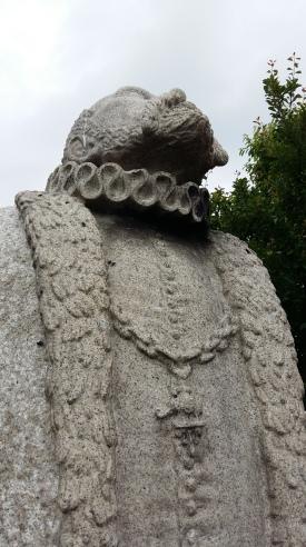 Tycho Brahe looking starwards