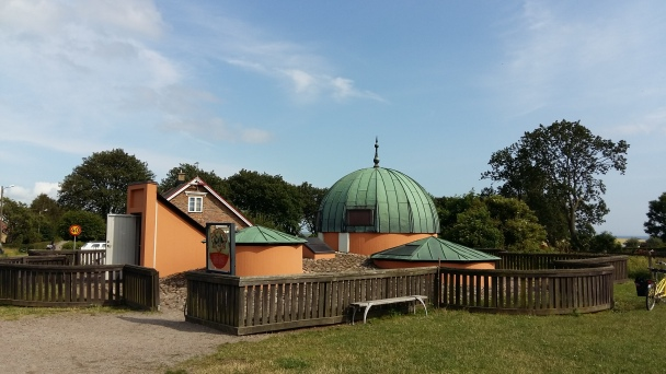 The Star Observatory was built under earth