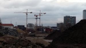 Berlin Mitte - wichtige Station der Weltweiten Startup-Karawane