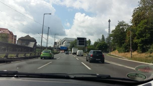 Stadtautobahn Berlin