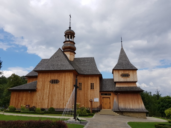 Wooden Mountain Church