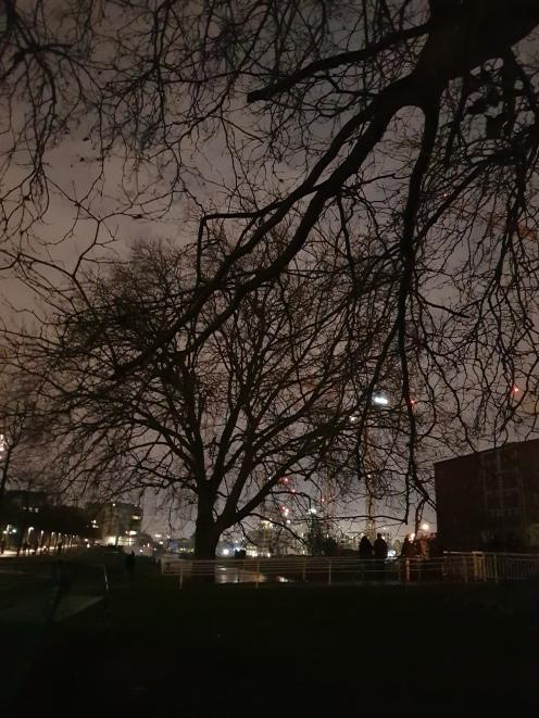 Neujahr Berlin