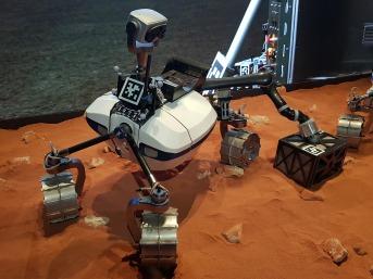 Marsrobot