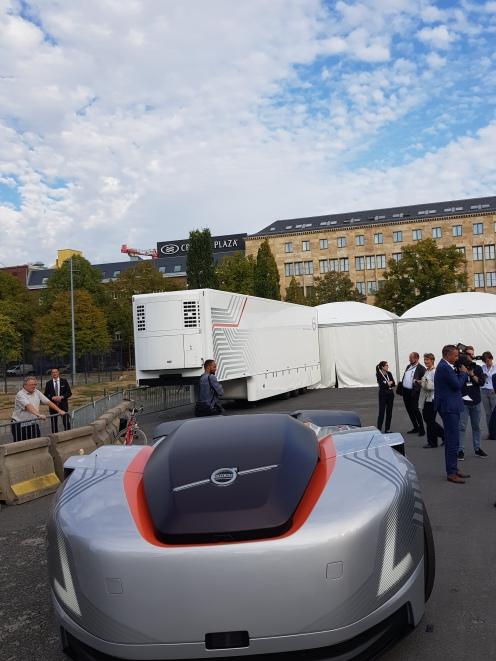 Volvo Vehicle