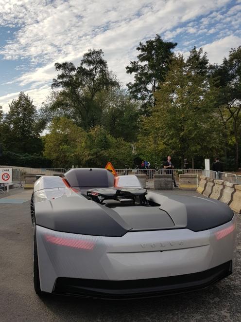 Volvo automated vehiclr