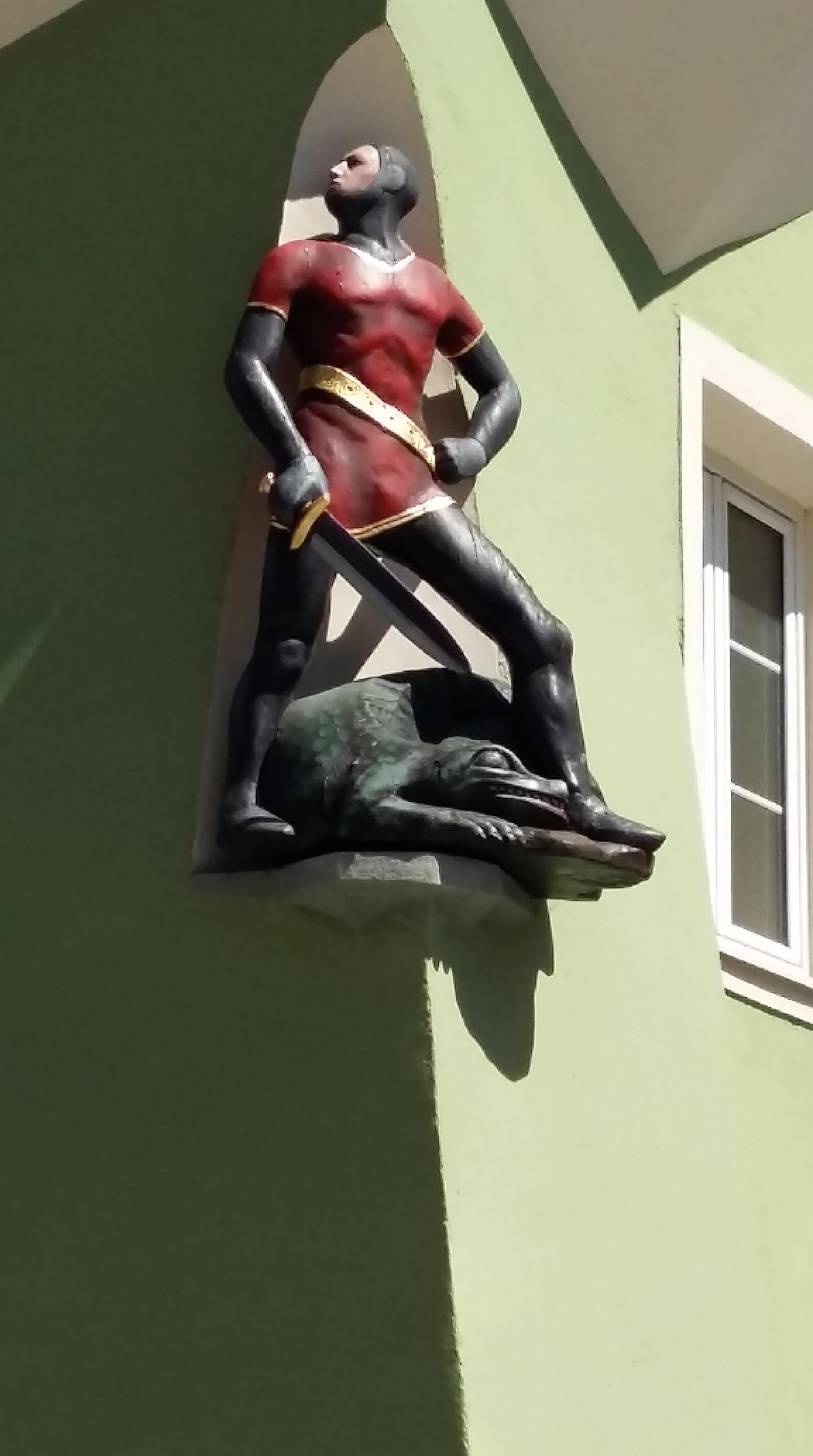 Austrian Dragonslayer